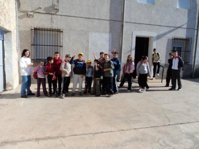 """EXCURSIÓN DE LOS CHICOS DEL """"MICO"""" AL VALLE (foto 1)"""